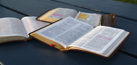 The 5 C's of Bible Study
