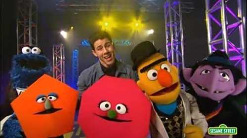 Sesame Street Singing with the Stars 2 DVD