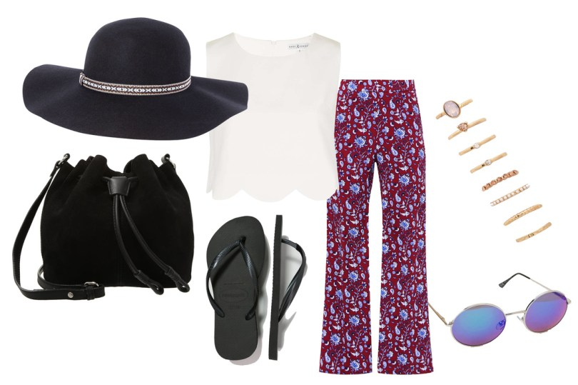 WHAT TO WEAR | Festival #1 // Precies Lies