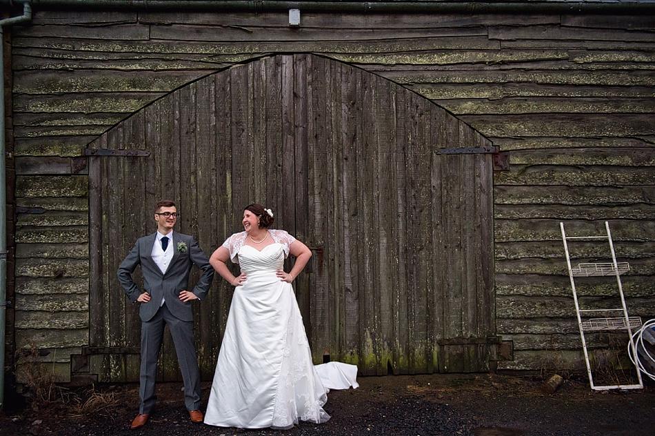 Fingask Castle Winter Wedding