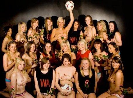womens swim team nude
