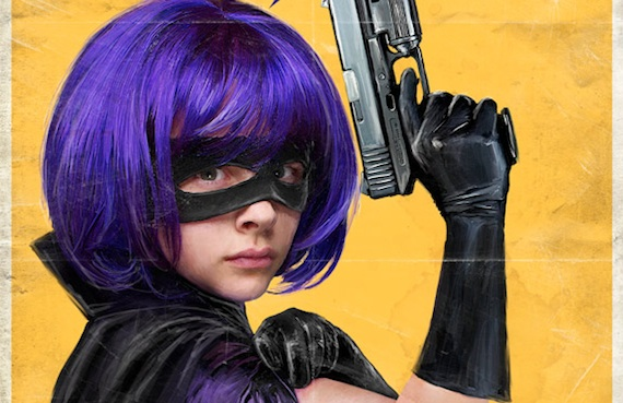>Female action heroes: An abomination