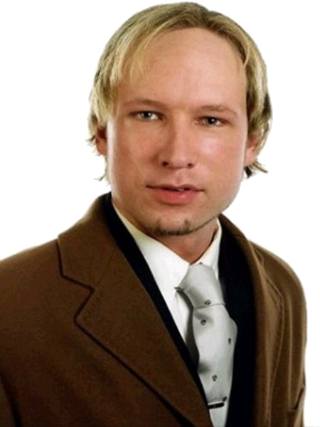 Do feminists hate mass murderer Anders Breivik … because he's a white guy?