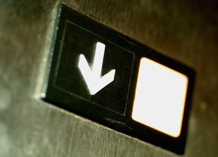 My absolutely, positively last post on that atheist elevator thing.