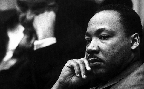 What MLK stood for