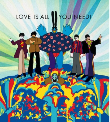 All you need is love. Also, misogyny, and a side order of homophobia.