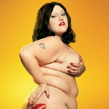 """Spearheader: The existence of fat women """"constitutes nothing less than a full-scale loathing of male sexuality."""""""