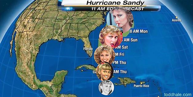 Hurricane Sandy Open Thread