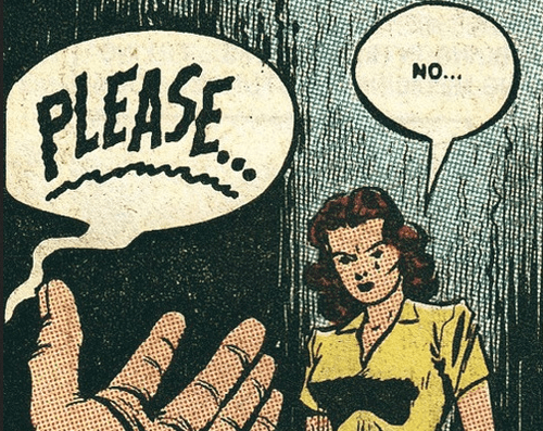Manosphere misogynists: Perpetually angry that women can say no?