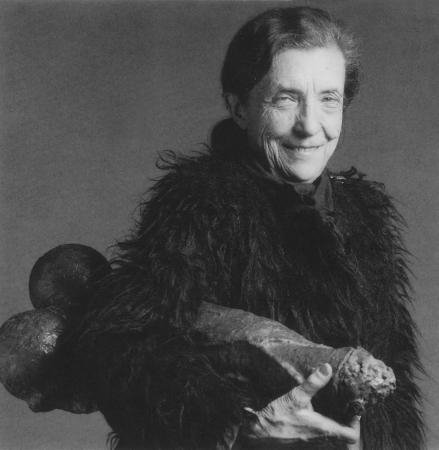 Artist Louise Bourgeois also pretended to like dongs.