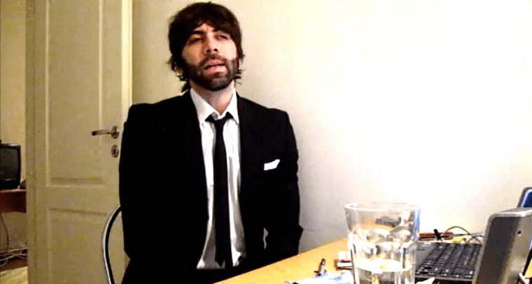 Domestic violence laws are a crime against nature, according to pickup artist Roosh V