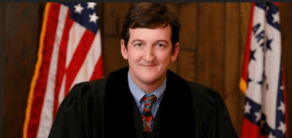 Arkansas Judge Mike Maggio: An oddly cheerful cauldron of hate