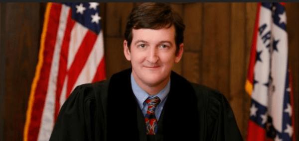 Arkansas Judge Mike Maggio: An oddly cheerful cauldron of hate