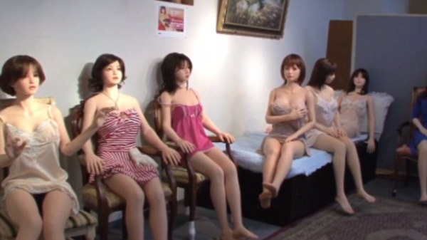 "Oriental Industries' new ""Dutch Wife"" sex dolls: Cannot be distinguished from real women (if you've never seen a real woman)."