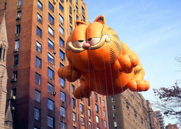 Inflated Pussy on parade