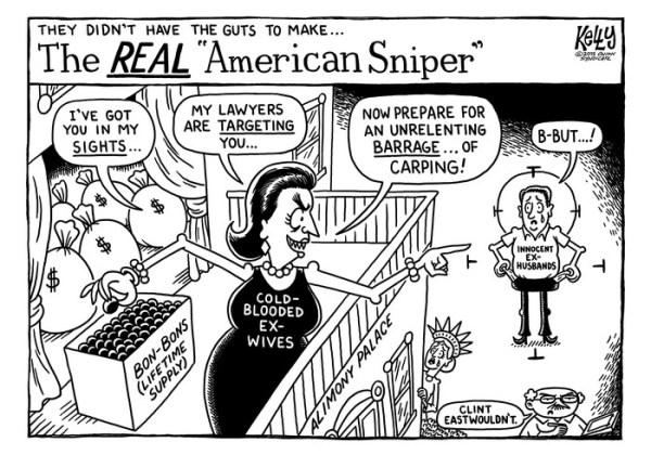 The Onion's fake fake cartoonist Kelly channels MRA rhetoric