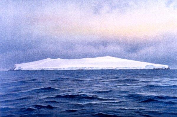 Bouvet Island: Ice, Ice Baby!