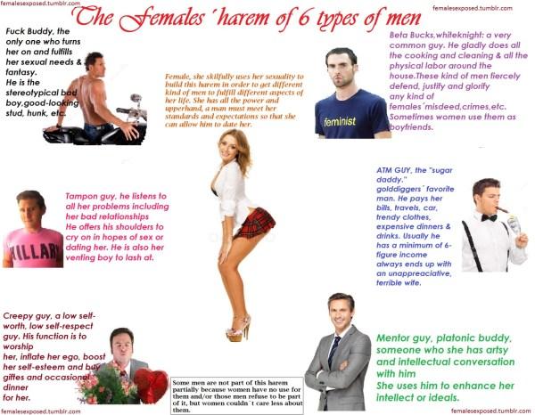 femalesharem