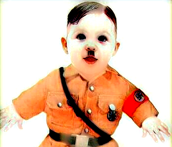 White babies, the solution to everything? One Nazi dude says yes!