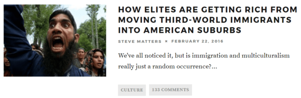 HOW ELITES ARE GETTING RICH FROM MOVING THIRD-WORLD IMMIGRANTS INTO AMERICAN SUBURBS