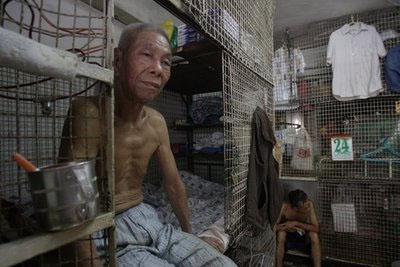 Man-In-Hong-Kong-Cage
