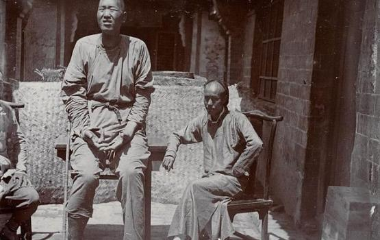 Newly Discovered Photos Show 19th-Century China's Giants