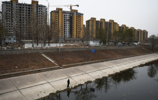 Beijing Is Sinking 4 Inches Per Year