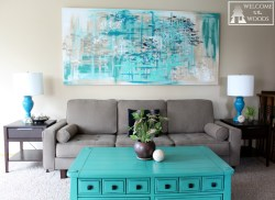 Superb Living Large Canvas Wall Art Welcome To Woods Large Canvas Art Artwork Aswall Decor Large Canvas Wall I Love This Giant Abstract Piece Living Room Large Canvas Art Toronto