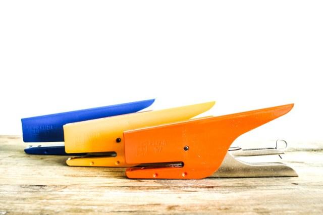 Italian hand staplers