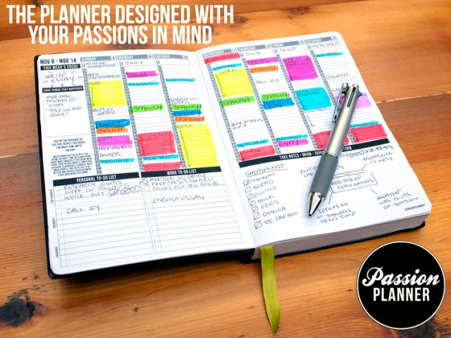 Passion Planners
