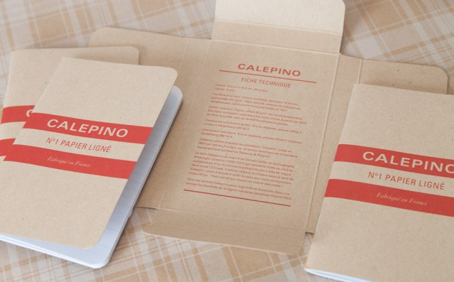 Calepino notebook