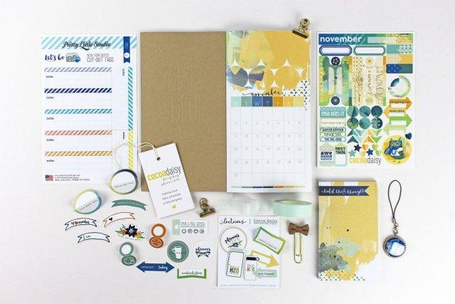 Cocoa Daisy Planner Kit