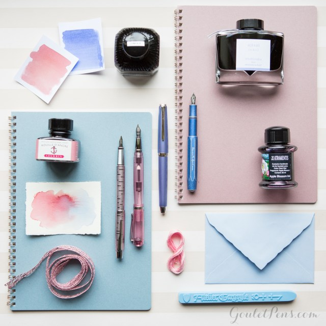 (Pantone Color of the Year 2016: Thursday Things from Goulet Pens)