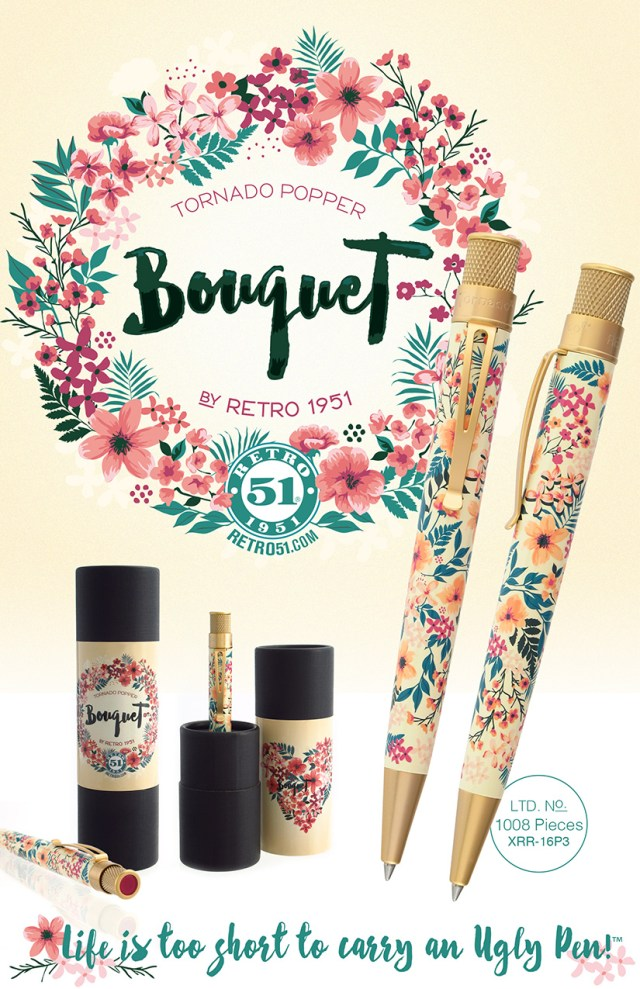 Retro 51 Bouquet