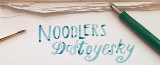 Noodler's Dostoyevsky