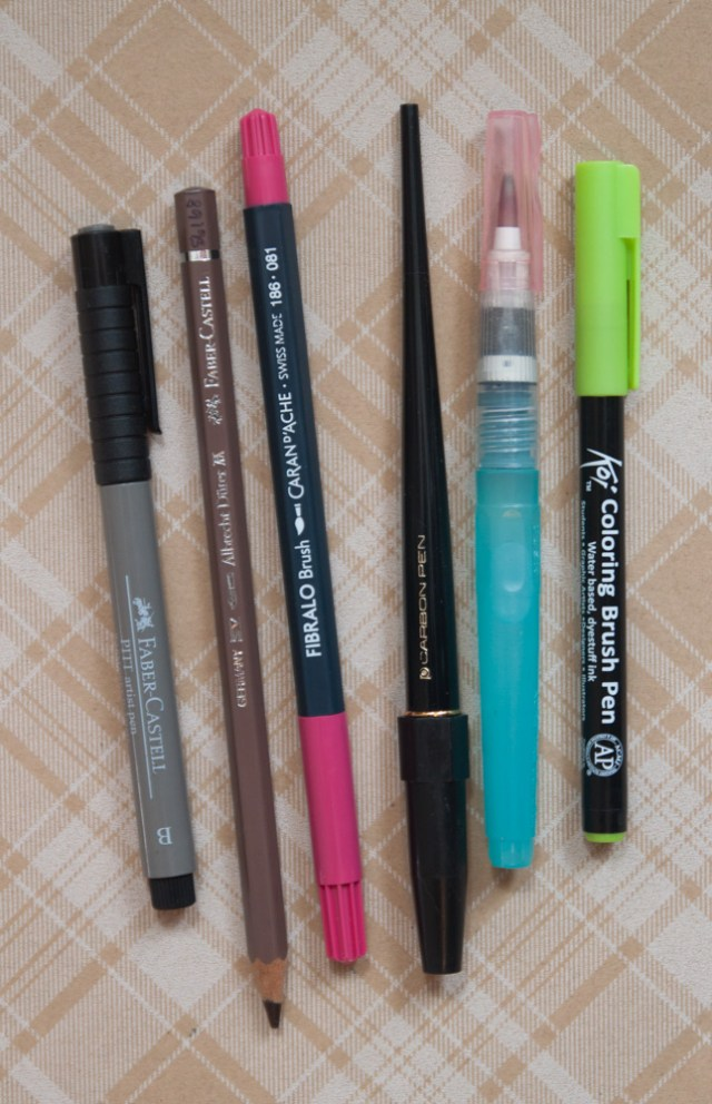 Borden & Riley Sketchbook test tools