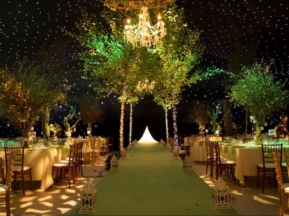 indian-wedding-asian-mandap-enchanted-forest-woodland-18