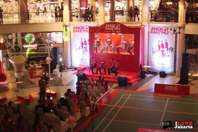 Tasha May_We Love Jakarta_welovejakarta_Angkat Raketmu_Coca Cola Indonesia_Rudy Hartono_Christian Hadinata_Citos_Jakarta_Indonesia_Badminton Indonesia