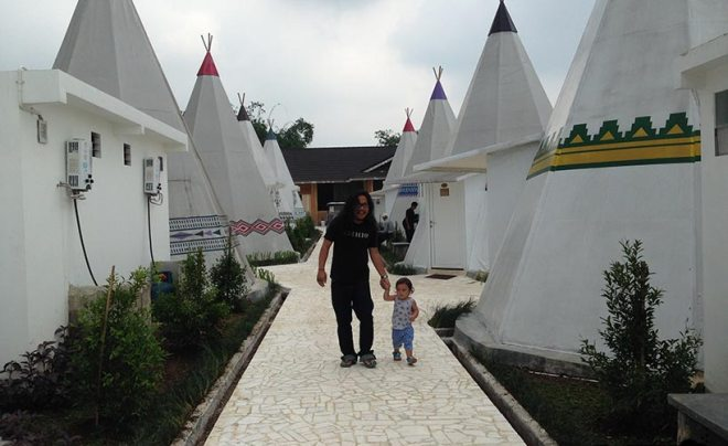 tasha may_welovejakarta_we love jakarta_weekend out of jakarta_what to do on the weekend in jakarta_The Highland Park Resort Hotel Bogor_Mongolian Camp