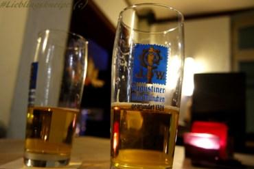 Bonn Augustiner vom Fass gutes Bier Helles nett ein Bier trinken Bonn gute Kneipe in Bonn Bonnum Altstadt