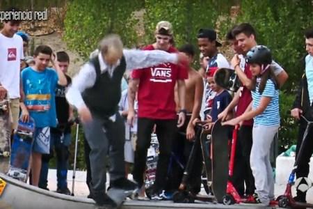Danny Leon Pro Skater Prank