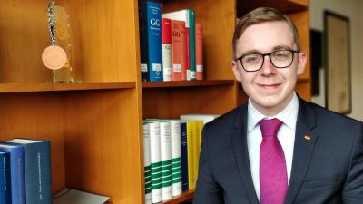 Philipp Amthor zur Vollverschleierung: Wenig Hass, viel Beifall - WELT