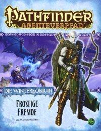 Die Winterkönigin - Frostige Fremde Cover