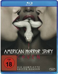 American Horror Story: Coven - Cover