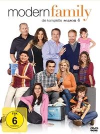Modern Family - Season 4 - Cover
