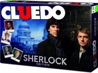 Cluedo Sherlock - Cover