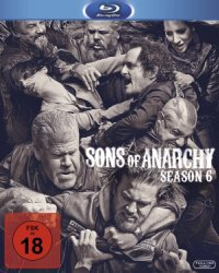 Sons of Anarchy - Staffel 6 - Cover
