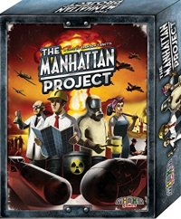 The Manhattan Project - Cover