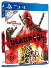 PlayStation 4 - Deadpool, Rechte bei Activision