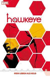 Comic Cover - Hawkeye Megaband #2: Mein Leben als Held, Rechte bei Panini Comics